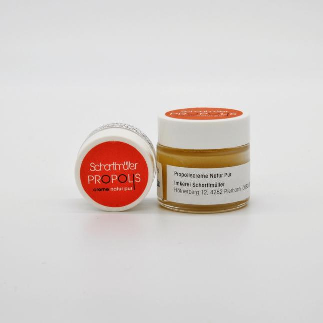Pflegebalsam Creme für die Haut aus natürlichen Inhaltsstoffen vom Bio Imker
